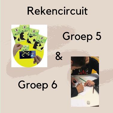 Rekencircuit groep 5 en 6