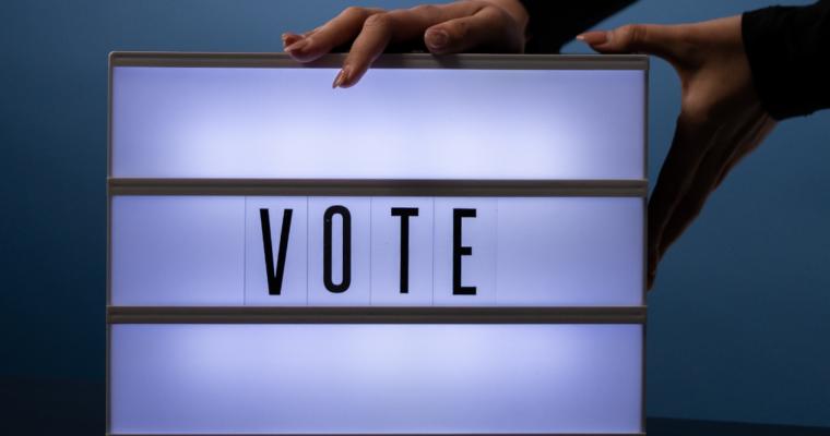De Tweede kamer verkiezingen