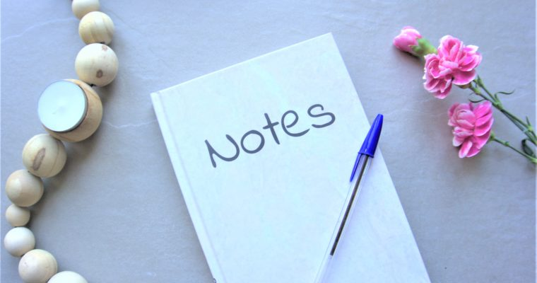 Bedruk je eigen notitieboekje