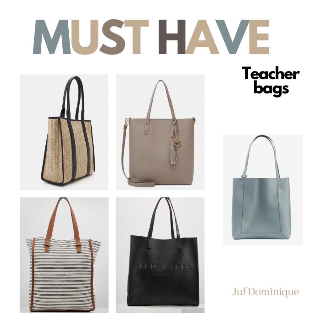 Must have teacher bags!