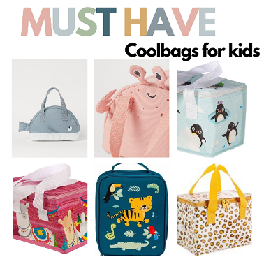 Must have coolbags for kids