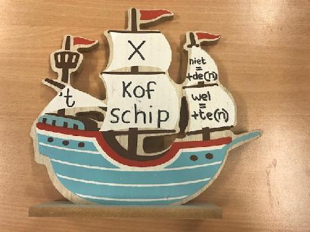 't X Kofschip
